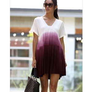 Dresses & Skirts - Tie dye swing dress